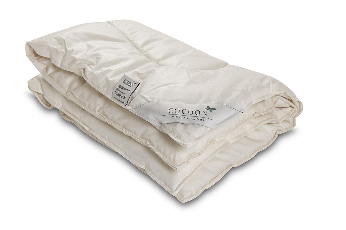 Cool Merino uld babydyne - Økologisk & allergivenlig babydyne - Cocoon ED83