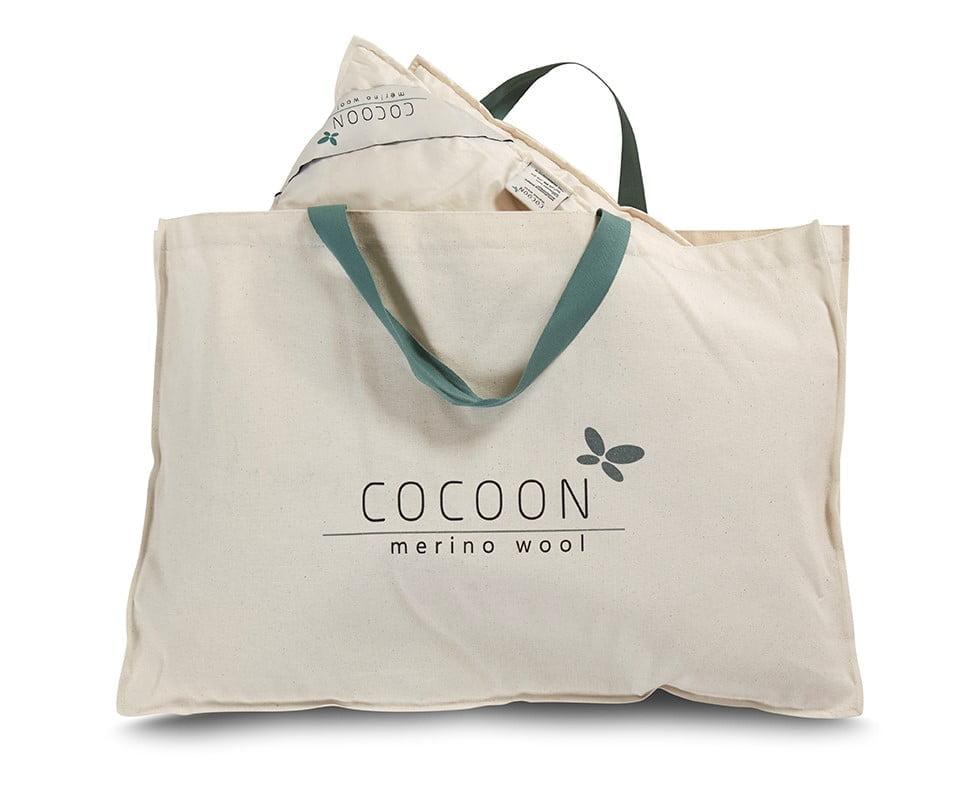 Alle nye Merino uld babydyne - Økologisk & allergivenlig babydyne - Cocoon CH37