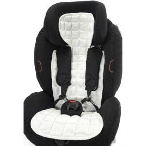 Kapok babyindsats til autostol 9-18 kg - Soft Beige