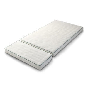 Kapok mattress for Cam Cam bed with a mattress extension